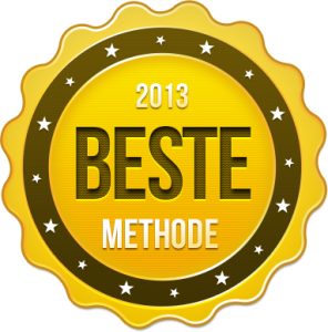 beste methode 2013
