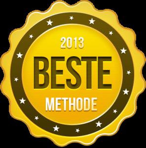 beste methode 2013
